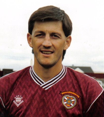 Husref Musemic - Hearts Career - from 02 Aug 1989 to 04 Oct 1989